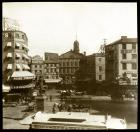Adams Sq. 1900 Looking Towards Faneuil Hall